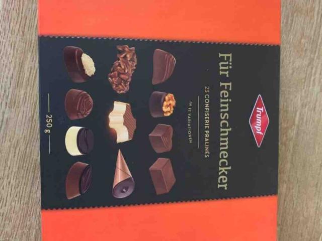 Feinschmecker Pralinen, Geniesser Collection von Danic | Hochgeladen von: Danic