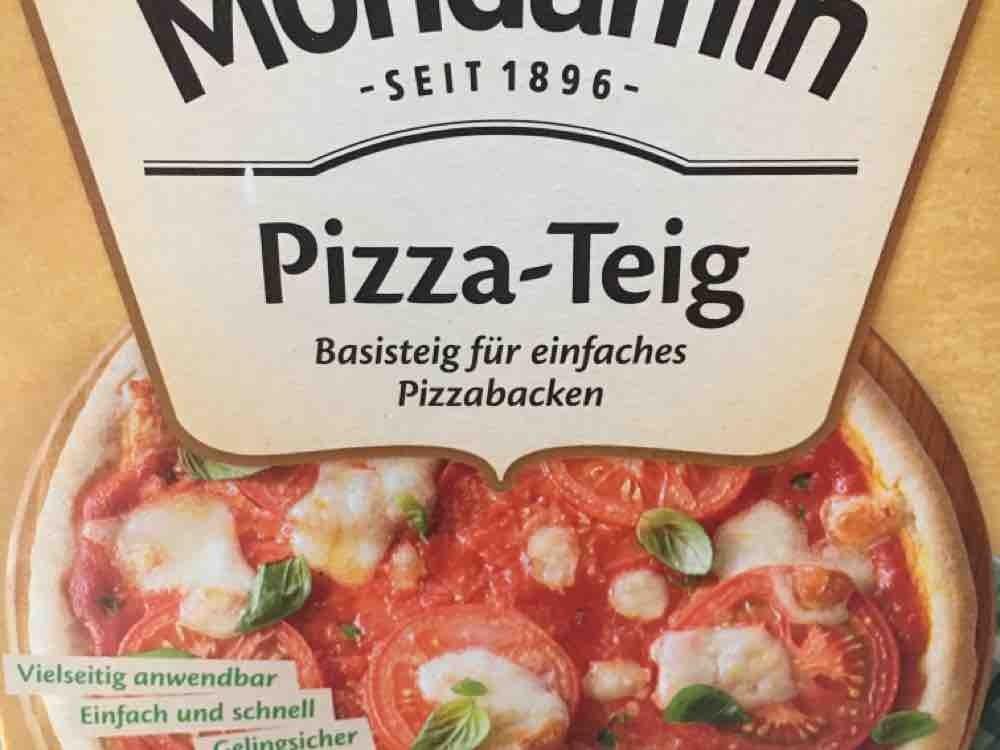 Mondamin, Pizza-Teig von Grauer | Hochgeladen von: Grauer