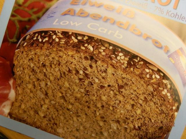 Eiweißbrot nach Dr. Pape (Bäckerei Malzer) | Hochgeladen von: steini6633