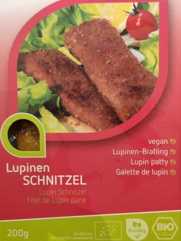 Bio Lupinen Schnitzel von Valeo   Hochgeladen von: Valeo