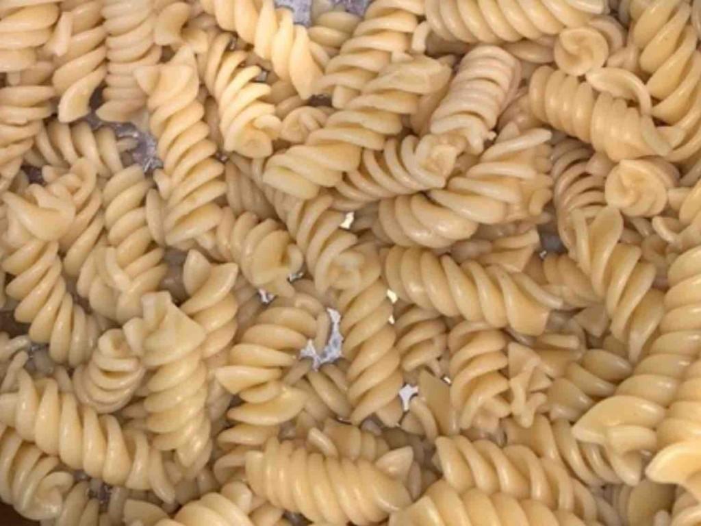 Spiralnudeln Fusilli, gekocht von TomcatMV | Hochgeladen von: TomcatMV