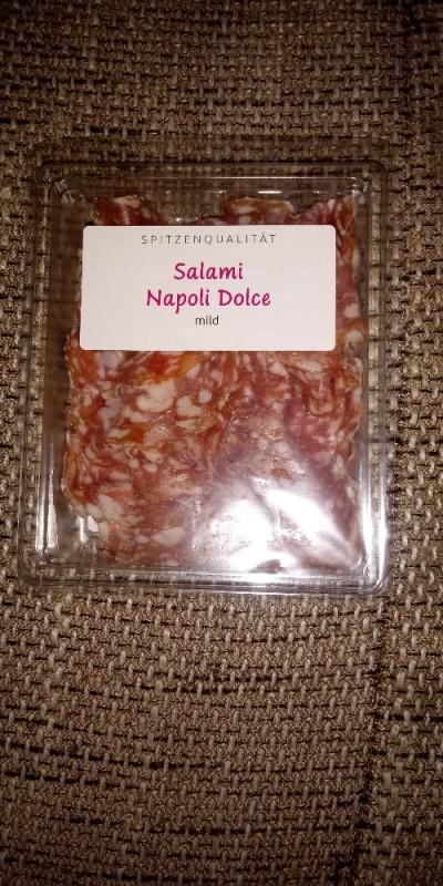 Salami Napoli Dolce von SebastianSchwarzkopf   Hochgeladen von: SebastianSchwarzkopf