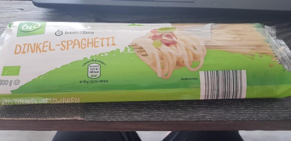 Dinkel-Spaghetti von sabrina.loesel | Hochgeladen von: sabrina.loesel