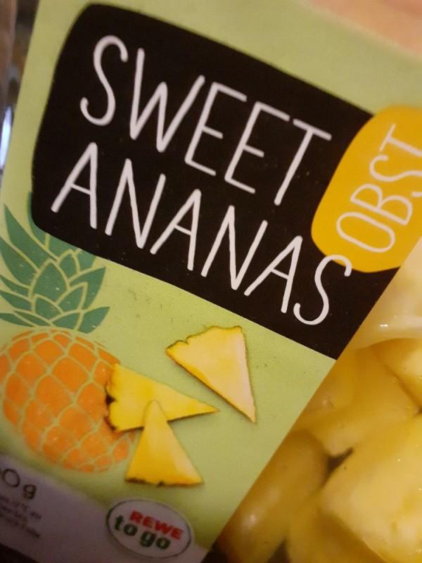 Tacken Sweet Ananas Rohling, Ananas von 64petra | Hochgeladen von: 64petra