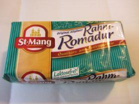 St. Mang Rahm-Romadur   Hochgeladen von: mehrfrau