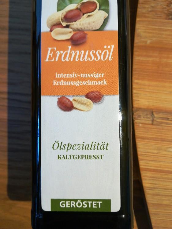 Erdnussöl geröstet, kaltgepresst von A.Bremen   Hochgeladen von: A.Bremen