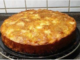 Apfelkuchen mit Knusper 18 er Springform | Hochgeladen von: silviaskorbion