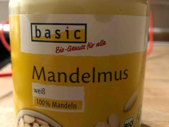 Mandelmus, weiß von R1vers | Hochgeladen von: R1vers