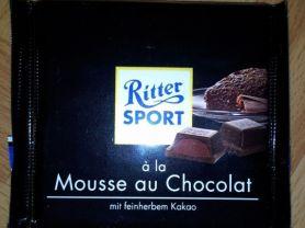 Ritter Sport, à la Mousse au Chocolat   Hochgeladen von: Mini Minni Mouse