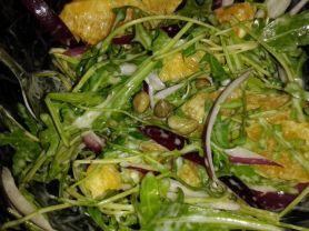 Orangen-Zwiebel-Salat | Hochgeladen von: Volldurchgeknallt