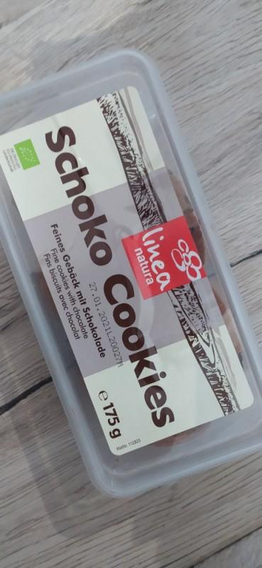 Schoko Cookies von maxwonke | Hochgeladen von: maxwonke