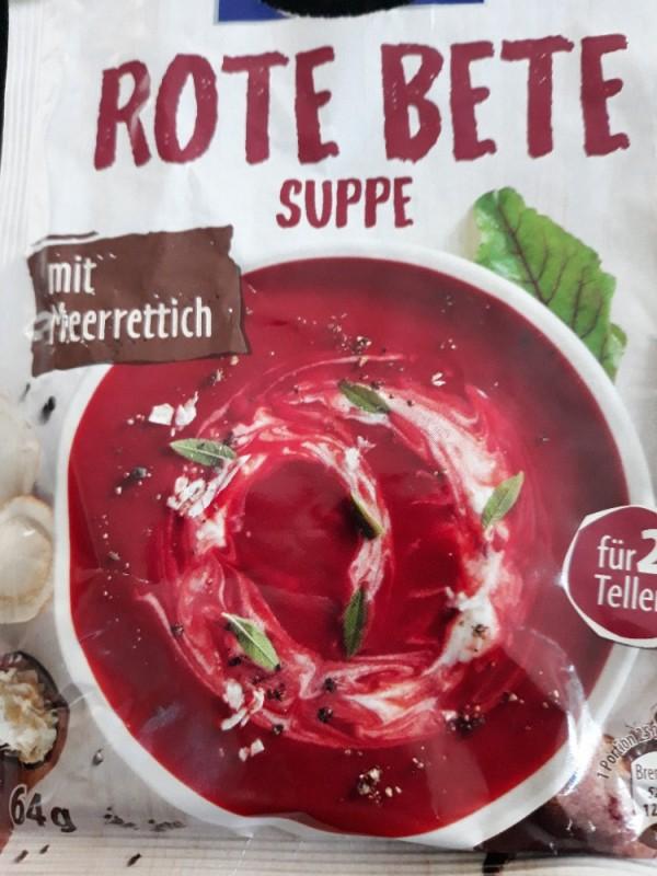 Rote Bete Suppe mit Meerettich von nyonblack | Hochgeladen von: nyonblack