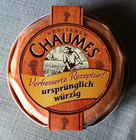 Chaumes, würziger Franz. Weichkäse 55 % Fett i.Tr.   Hochgeladen von: erdingerkalle
