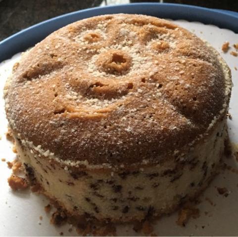 Fotos Und Bilder Von Kuchen Torten Eierlikorkuchen Mit