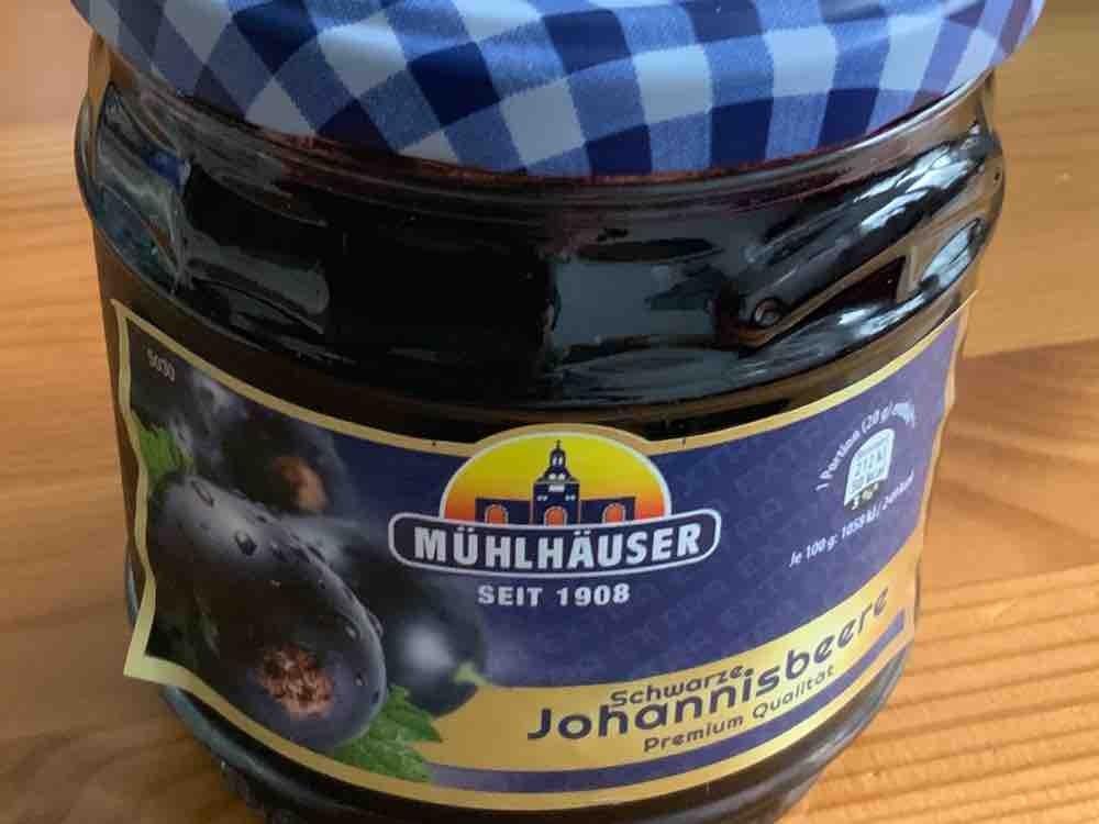 Mühlhäuser  Schwarze Johannisbeere von DasCrys | Hochgeladen von: DasCrys