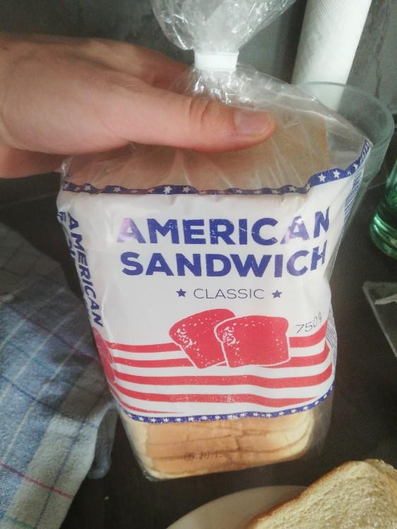 American Sandwich von mariokarolyi589 | Hochgeladen von: mariokarolyi589