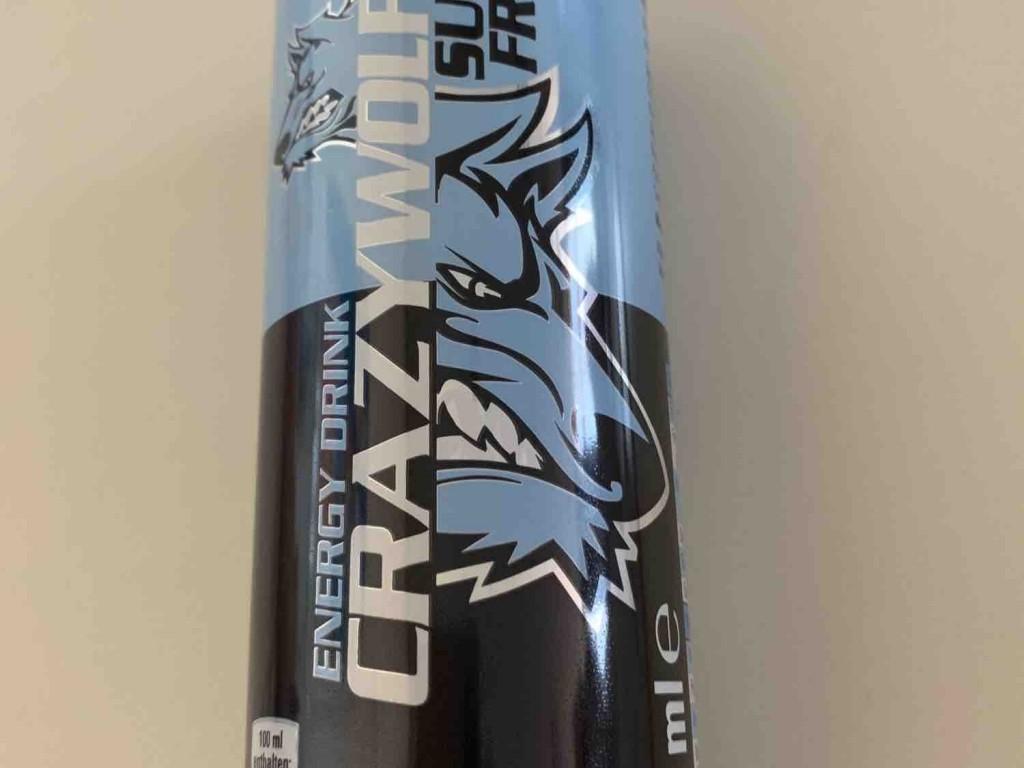 Crazywolf Sugar free, Koffein,  Taurin von legie | Hochgeladen von: legie