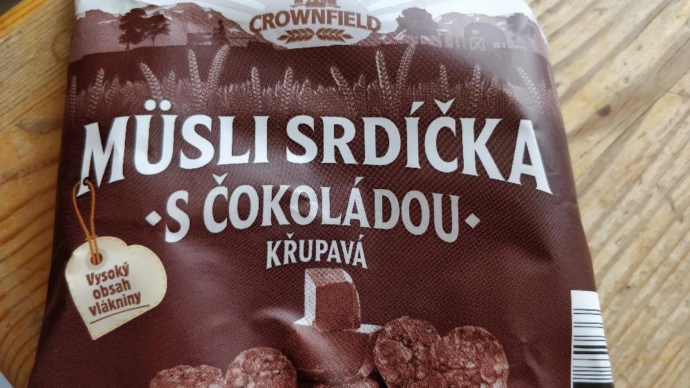 Müsli Srdcka, Schokolade von Nenia | Hochgeladen von: Nenia