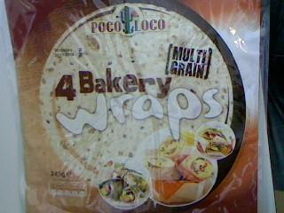 Multi Grain Wraps (Mehrkorntortillas) | Hochgeladen von: Mogel