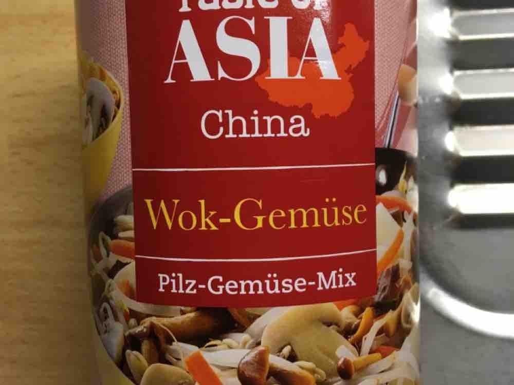 Wok Gemüse Konserve, Pilz-Gemüse-Mix von Shaolin23   Hochgeladen von: Shaolin23