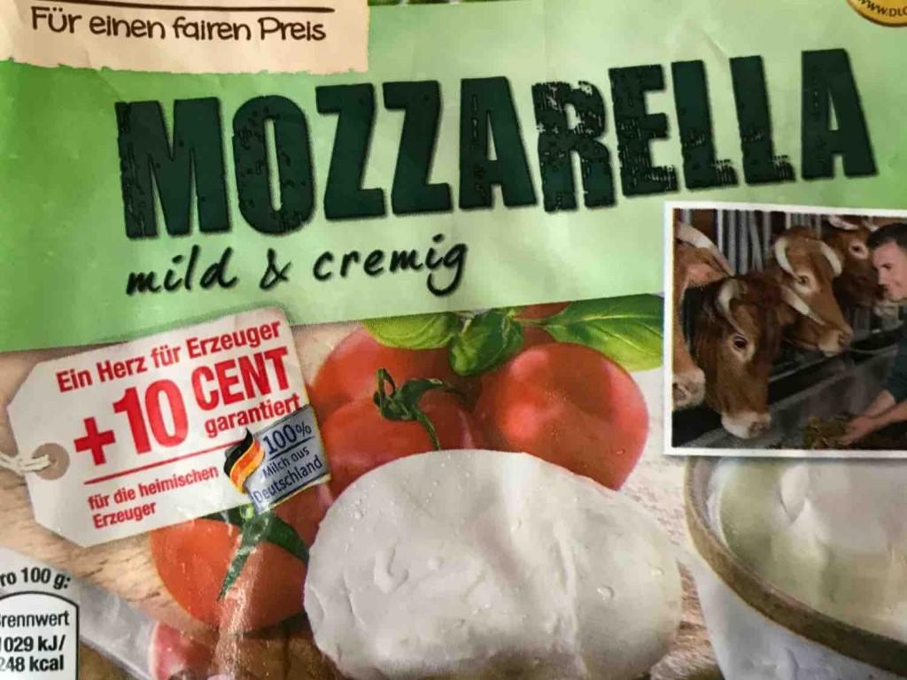 Ein Herz für Erzeuger - Mozzarella von nordlichtbb | Hochgeladen von: nordlichtbb