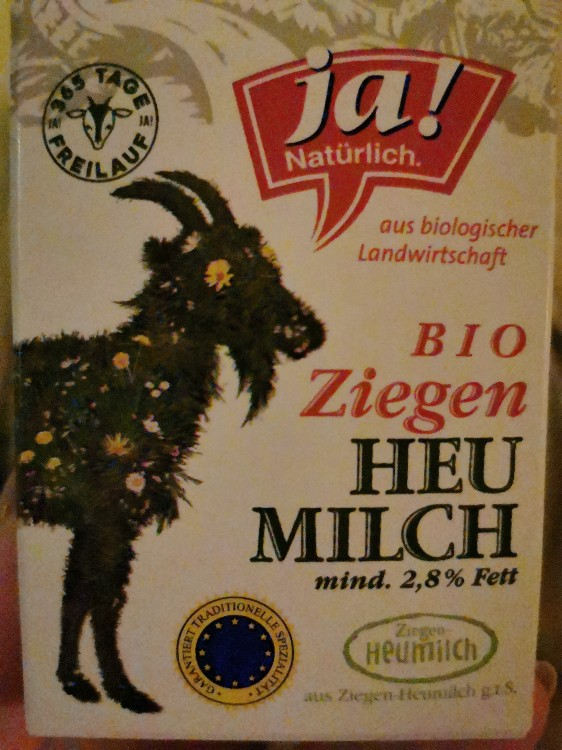 Ziegenmilch aus Bio-Heumilch von asdfghjkl | Hochgeladen von: asdfghjkl