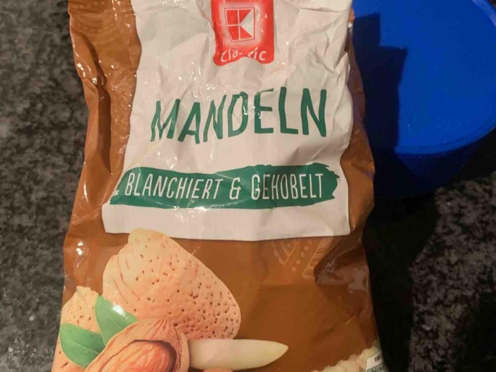 Mandeln , Blancchiert & Gehobelt von Gino89 | Hochgeladen von: Gino89