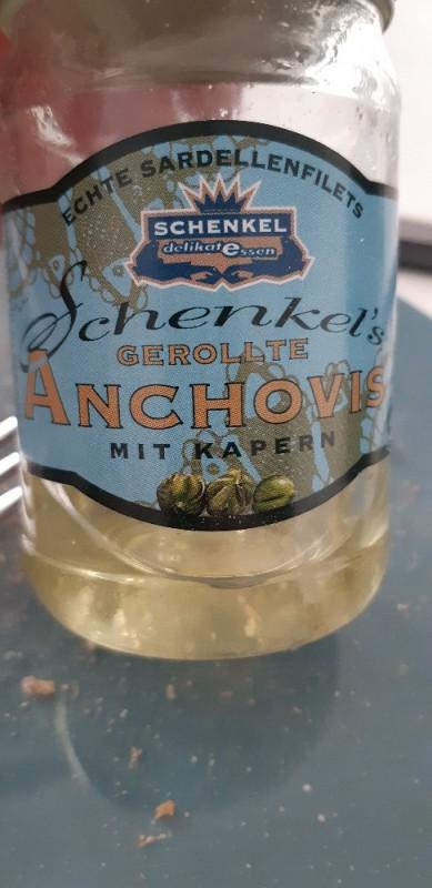 Anchovis in Olivenöl von Ur Sula   Hochgeladen von: Ur Sula
