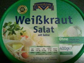 Weißkraut Salat mit Sahne | Hochgeladen von: huhn2