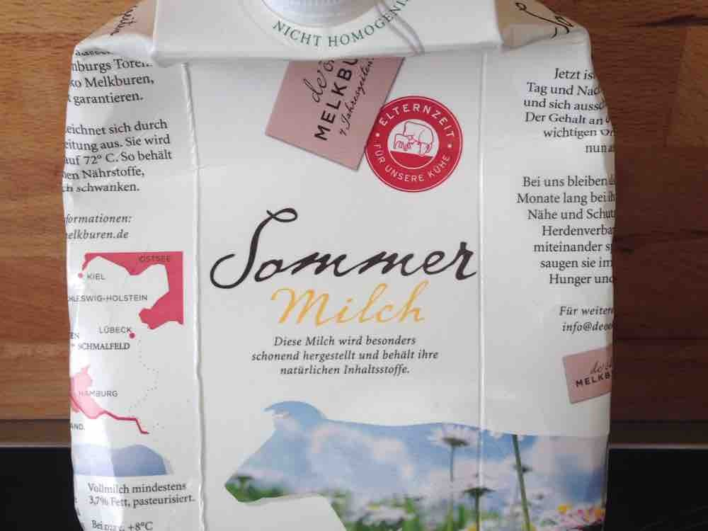 4 Jahreszeitenmilch: Sommermilch von EcceRex | Hochgeladen von: EcceRex