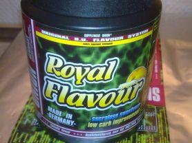 S.U. Royal Flavour System, Marzipan | Hochgeladen von: danimayer439