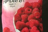 Himbeeren, tiefgefroren von Fabian1989 | Hochgeladen von: Fabian1989