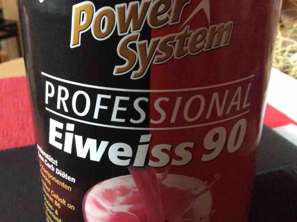 Power System Eiweiß 90