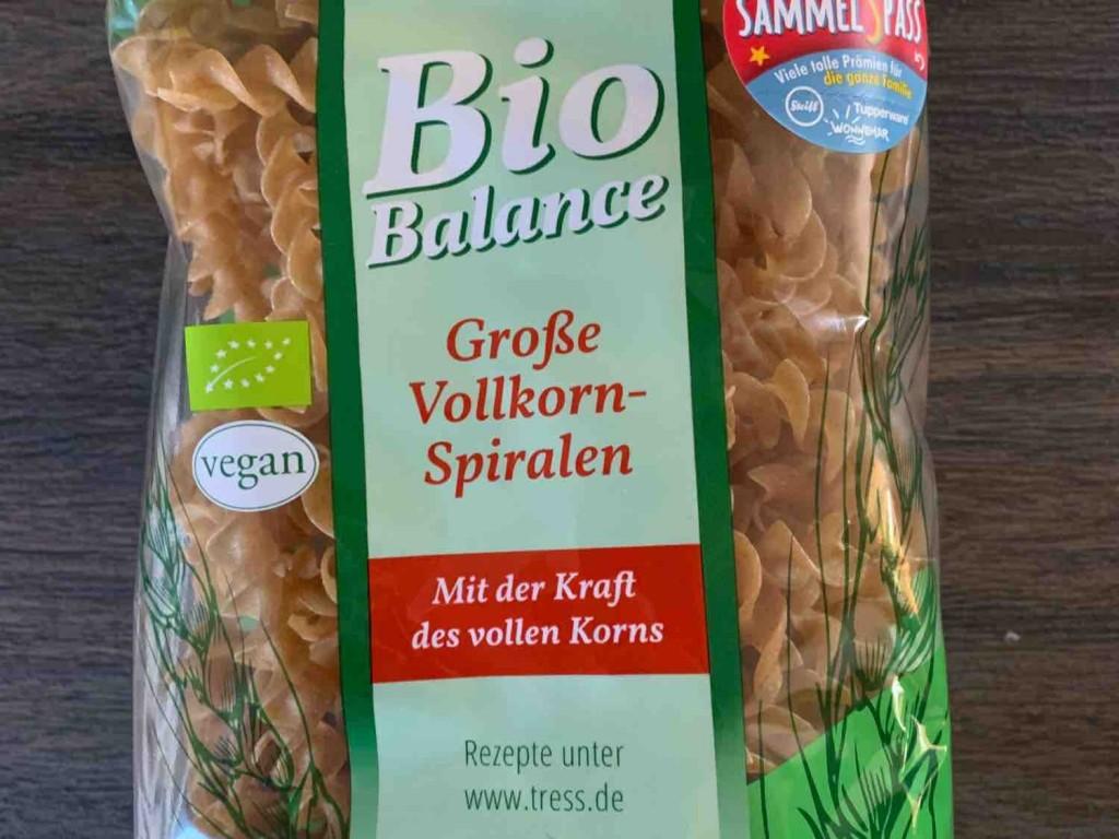 Bio Balance große Vollkorn Spiralen von infoweb161   Hochgeladen von: infoweb161