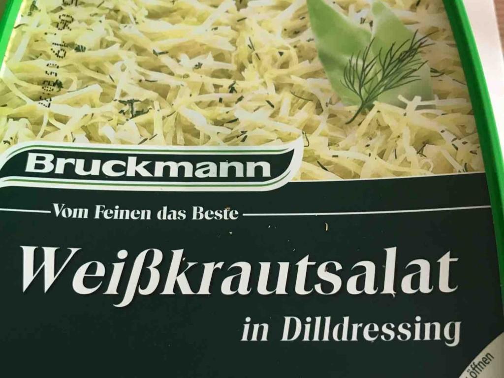 Weißkrautsalat in Dilldressing von joergperseke904 | Hochgeladen von: joergperseke904