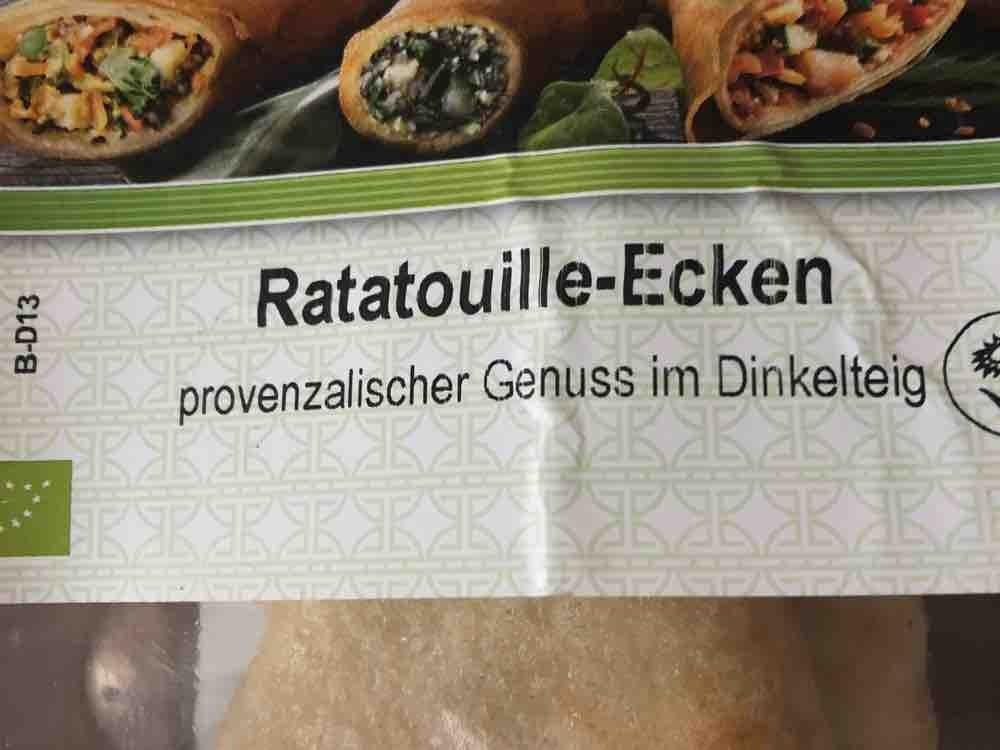 Ratatouille-Ecken, Vegan von CathrinL | Hochgeladen von: CathrinL