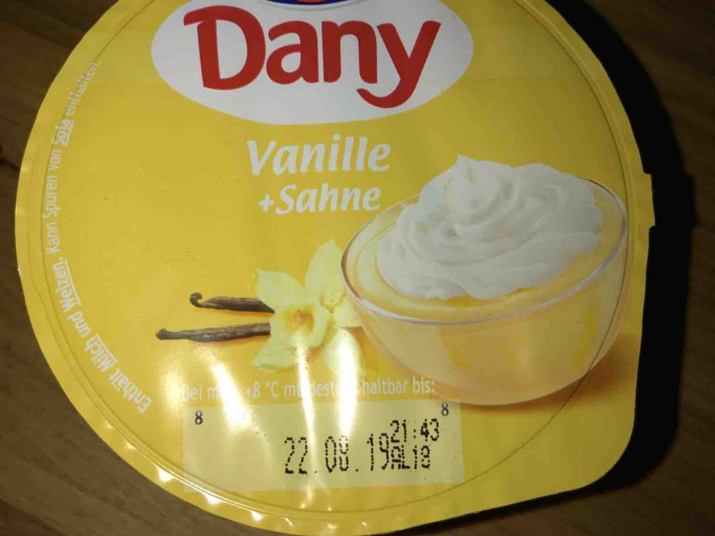 Dany Vanille + Sahne  von Miralda | Hochgeladen von: Miralda
