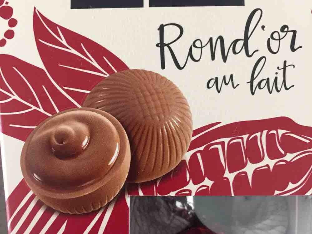 Rond?or au lait, Milchschokolade von KatrinHaab | Hochgeladen von: KatrinHaab