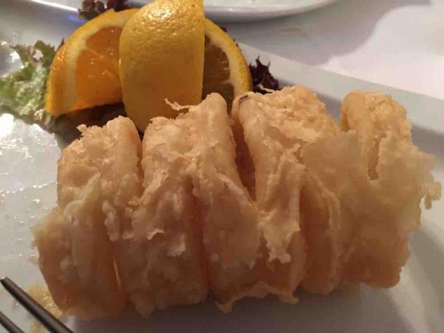 Tintenfisch, frittiert von FrauHimbeere   Hochgeladen von: FrauHimbeere