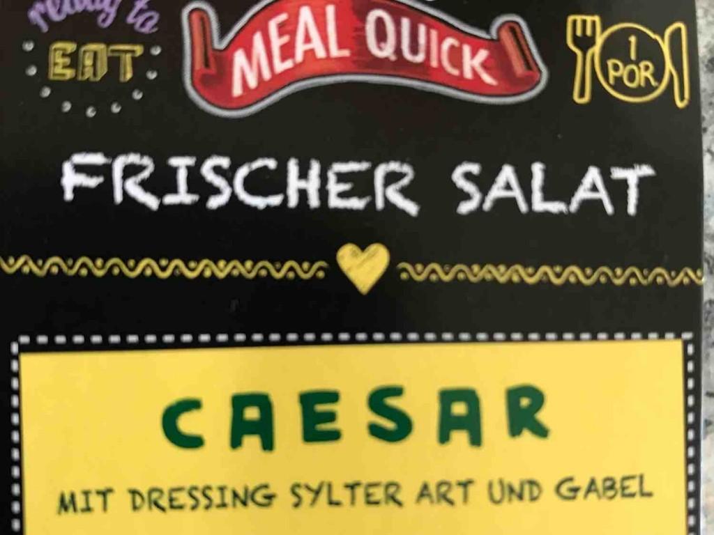 Frischer Salat, Caesar von a.user.de | Hochgeladen von: a.user.de