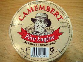 Camembert, 45% Fett i. Tr. (Père Eugène)   Hochgeladen von: Shania