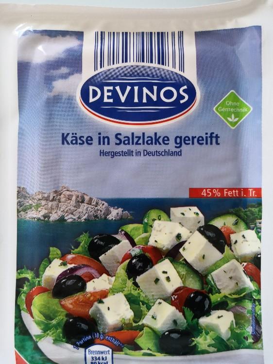 Käse in Salzlake gereift, 45% Fett i. Tr. von paddyG | Hochgeladen von: paddyG