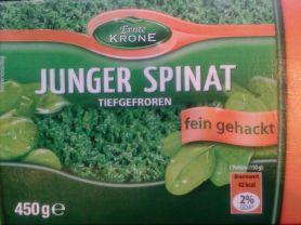 junger Spinat, Spinat | Hochgeladen von: lillitraeumerin