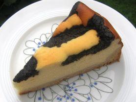 Mohn-Quark-Kuchen, auf Hefeteig | Hochgeladen von: Heidi