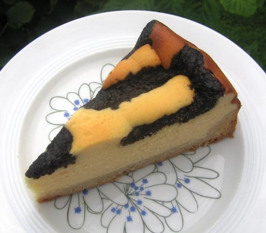 Fotos Und Bilder Von Kuchen Torten Mohn Quark Kuchen Auf Hefeteig