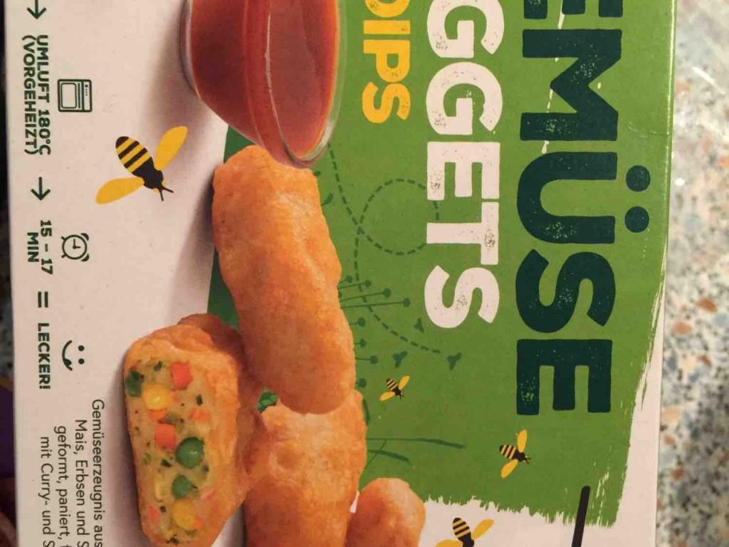 Gemüse Nuggets, mit Dips von yuju   Hochgeladen von: yuju