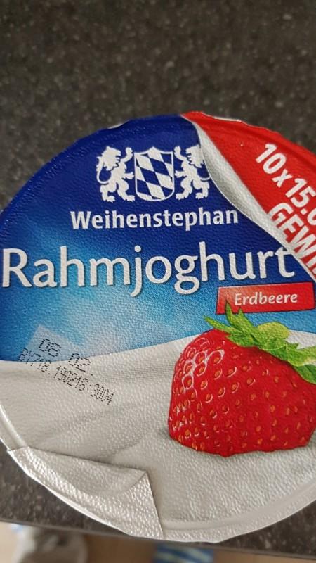 Rahmjoghurt, Erdbeere von BorMan   Hochgeladen von: BorMan