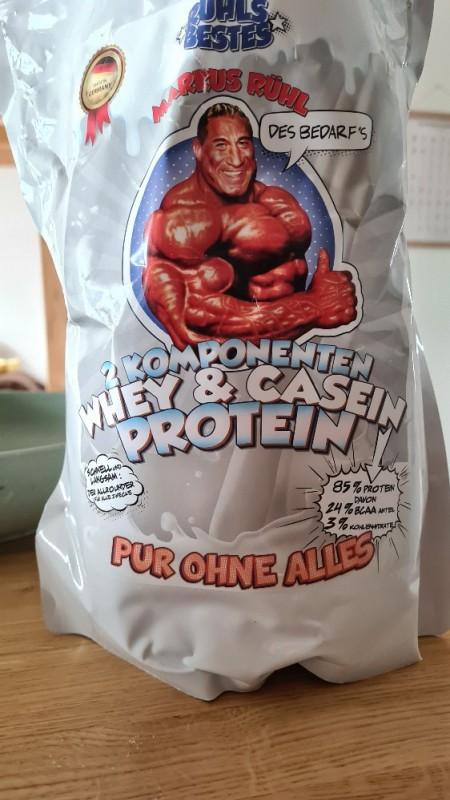 Rühls Bestes 2K Whey & Casein Protein, Pur ohne Alles von janmeyer91949 | Hochgeladen von: janmeyer91949