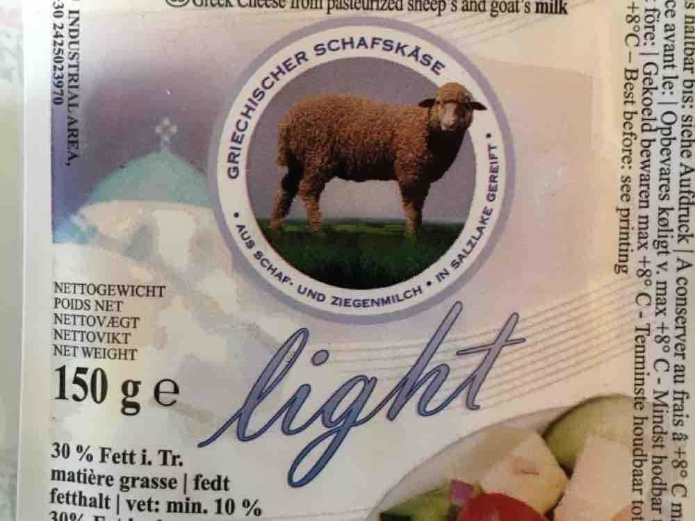 Griechischer Schafkäse light von Grauer | Hochgeladen von: Grauer
