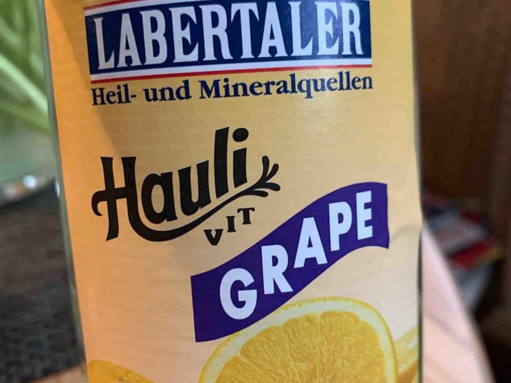 Hauli vit Grape von lisarottler | Hochgeladen von: lisarottler